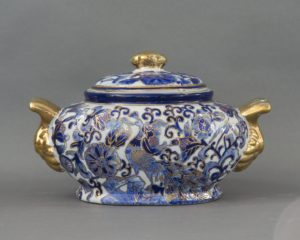 Large Antique Chinese Tureen