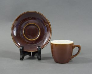 Brown Glazed cup