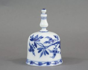 A Meissen Antique Table Bell.