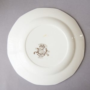 Doulton's - New Chantilly - Soup plates