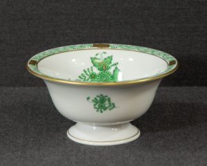 A Herend Apponyi Footed Bowl.