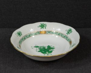 A Herend Apponyi Cereal Bowl