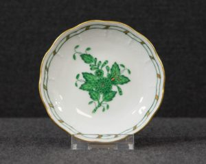 A Herend Apponyi Footed small dish.
