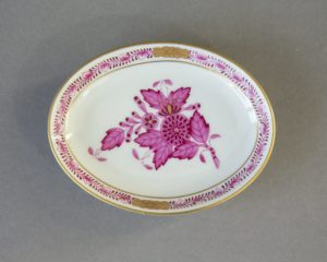 herend apponyi candy dish