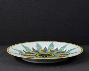 A Unique Hand Painted Rosenthal Platter.
