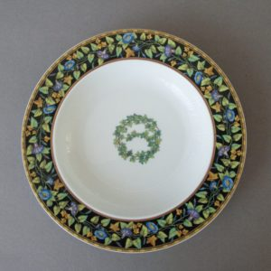 Rosenthal Versace - Gold Ivy - Soup Plate