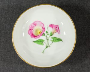 A Meissen Floral Footed Bowl.