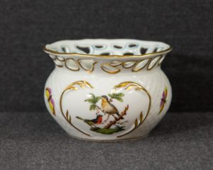 A Herend Rothschild Small Planter.
