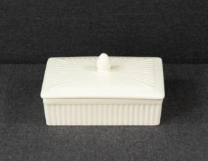 wedgwood edme butter dish