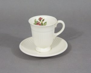 moss rose coffee cup