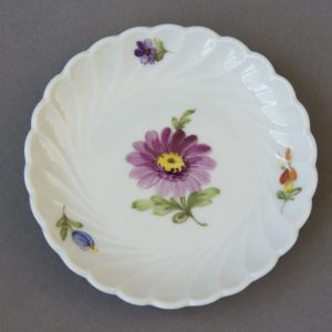 Nymphenburg - Small Hand Painted Plate