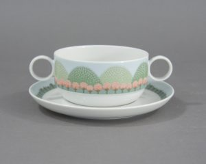 Rosenthal Studio-Linie - Duo 'Moj Dom'- Soup Cup and Saucer
