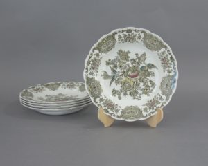 Ridgway of Staffordshire - Windsor - Soup Plate