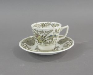 Ridgway Staffordshire - Windsor - Coffee Cup and Saucer
