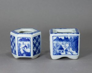 Two Chinese Porcelain Small Jars
