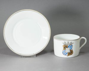 Vintage Cup with Shield of Groningen University