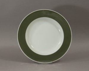 Rosenthal Composition olive soup Plate