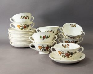 Wedgwood Queens Soup Cup