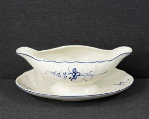 Vieux Luxembourg gravy boat