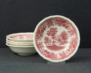 Burgenland Red Cereal Bowl