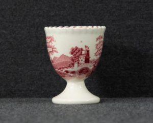 Spode's Tower egg cup