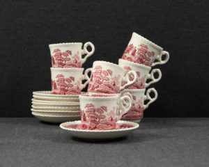 Spode's tower demitasse cup