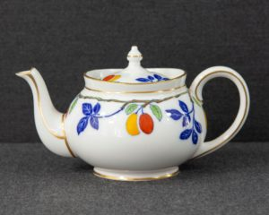 An Aynsley Hand Painted Small Teapot.