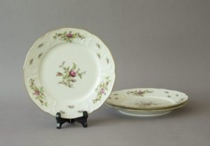 Rosenthal - Sanssouci Classic Rose - Lunch Plate