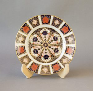 Royal Crown Derby - Old Imari - Lunch Plate