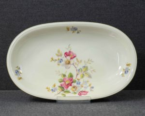 A Hutschenreuther 1097 Oval Serving Dish.