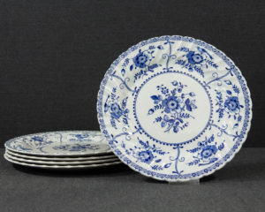 Johnson Bros Indies Lunch Plate