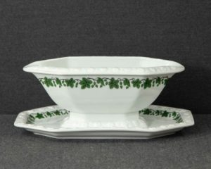 A Rosenthal Maria Gooseberry Sauce Boat.