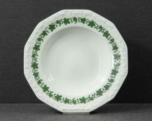 A Rosenthal Maria Gooseberry Soup Plate.