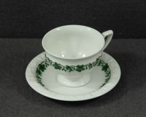 A Rosenthal Maria Gooseberry Demitasse Cup and Saucer.