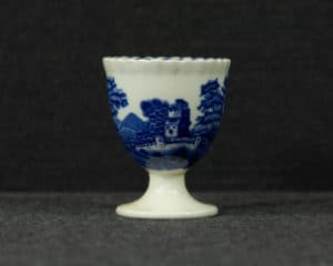 Spode's Tower Blue Eggcup