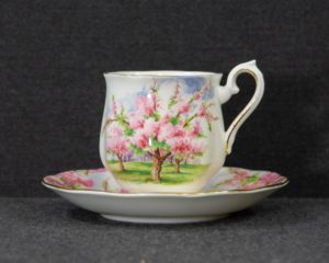 Blossom Time coffee cup