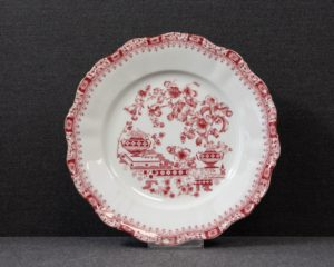 Seltmann Theresia Red dinner Plate