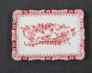 Seltmann Theresia Red small serving dish