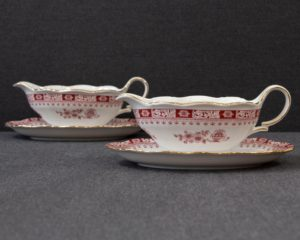 Seltmann Theresia Red gravy boat