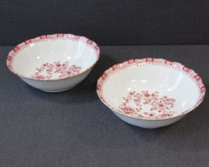Seltmann Theresia Red round serving bowl