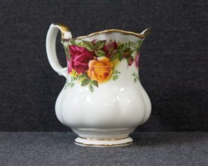 old country roses creamer
