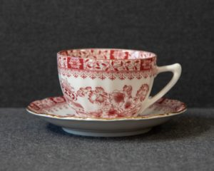 Seltmann Theresia Red coffee cup