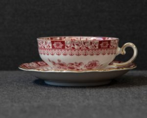 Seltmann Theresia Red tea cup