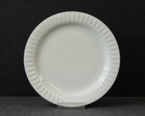 Thomas Lanzette lunch plate