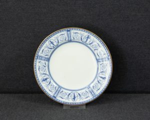 A Wedgwood Grecian in Blue Small Plate.