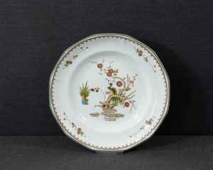 Old Chelsea lunch plate