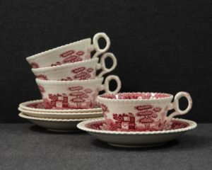 Spode's Tower teacup