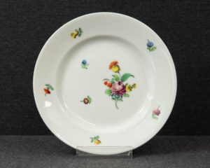 A Nymphenburg Cake Plate.