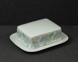 A Rosenthal Studio-Line Duo 'Loire' butter dish.
