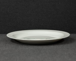 A Rosenthal Studio-Line Duo 'Loire' Lunch Plate.